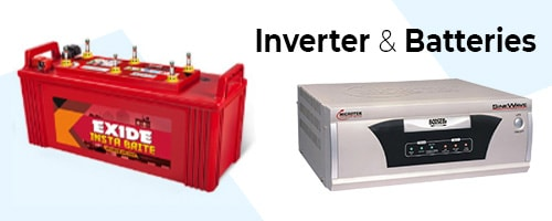 Inverter & Battery