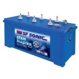 SF SONIC Stan Master -FSM0-SM4000 100AH Tubular Battery