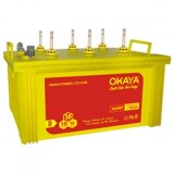 Okaya XL5000T 135AH Hadi Tubular Battery