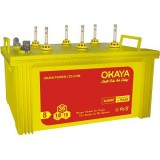 Okaya XL8000T 180AH Hadi Tubular Battery