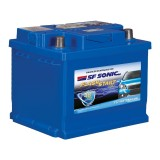 SF SONIC Flash Start - FS1440-DIN44 44AH Battery
