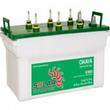 Okaya ST120S 120AH Solar Tubular Battery