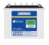 Luminous LPTT 12150L 150AH Solar Tubular Battery