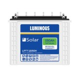 Luminous LPTT 12150H 150AH Solar  Tubular Battery