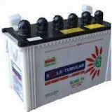 Exide 6LMS120 120AH Solar Tubular Battery