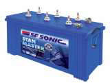 SF SONIC Stan Master -FSM0-SM8500 150AH Tubular Battery
