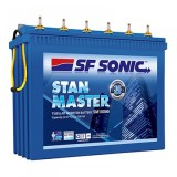 SF SONIC Stan Master -FSM0-SM10000 150AH Tall Tubular Battery