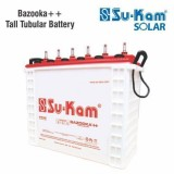 Su-kam Bazooka ++ 200AH Tall Tubular Battery