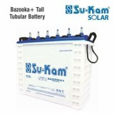 Su-kam Bazooka+ 150AH Tall Tubular Battery