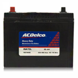 AC Delco 12INA65 65AH