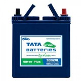 Tata Green 38B20L Silver Plus 35AH