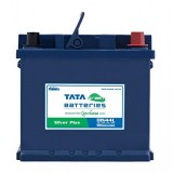 Tata Green DIN44L Silver Plus 44AH