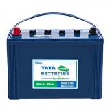 Tata Green 80D31R Silver Plus 80AH