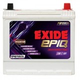 Exide EPIQ EPIQ75D23L 68AH Battery