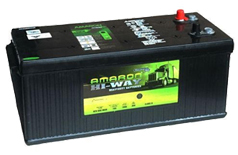 Amaron Genset Battery