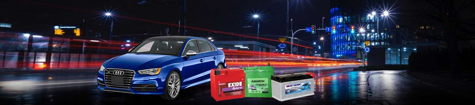 Offer on Car Batteries