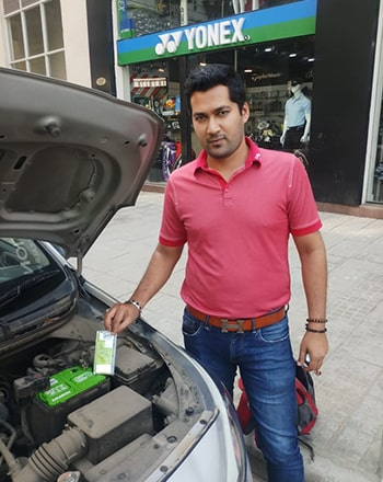 This is the best battery store in Delhi. In this shop you can get car battery and inverter at best price. The products are genuine and service is good.i like their services.